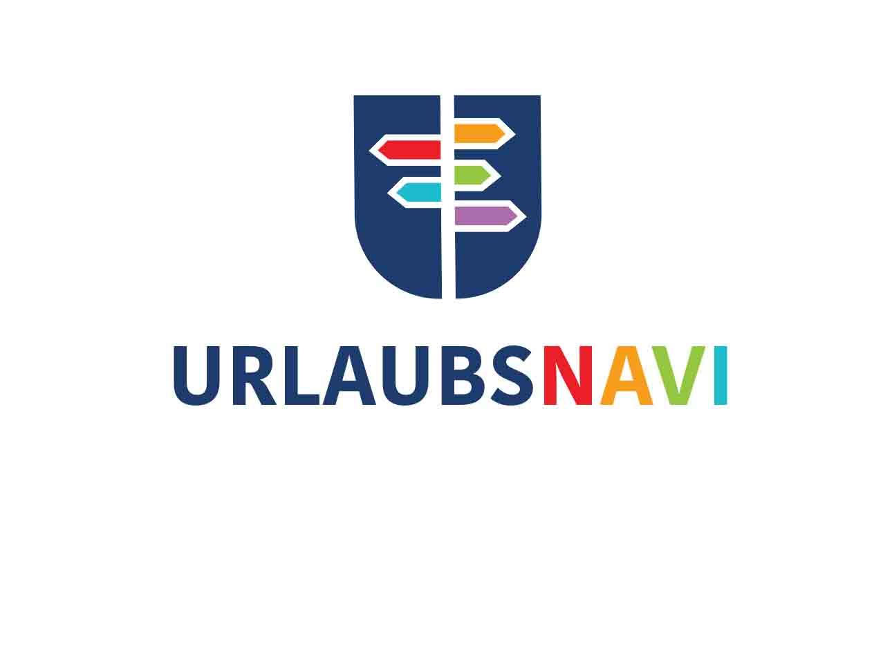 urlaubsnavi-logo-design