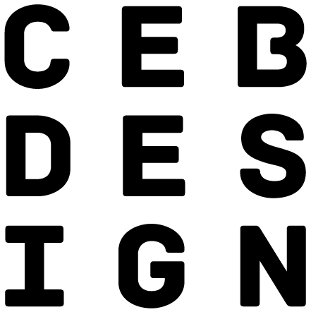 All Rights Reserved | Ceb Design | Logo, Icon, Brand Identity Design | Toronto